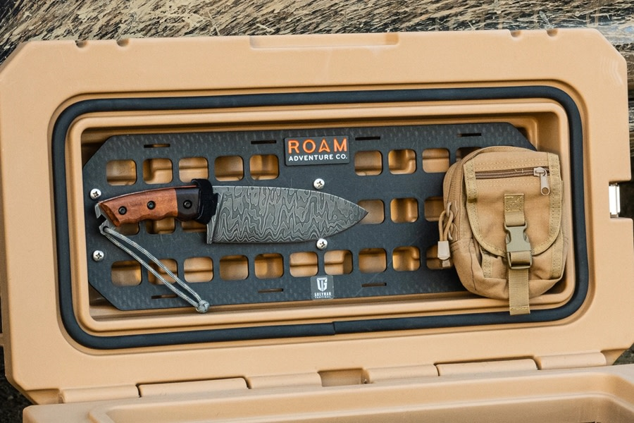 Roam Rugged Case MOLLE Panel Insert - 160L
