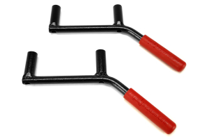 WD Automotive Grabars Rear Red (Part Number: )