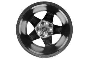 AEV Pintler Wheel Onyx Black 17x8.5 5x5 (Part Number: )