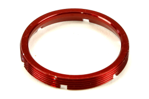 KC HiLiTES Flex Series Bezels Red 5 Pack (Part Number: )