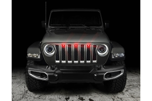 ORACLE Pre-Runner Style LED Grill Light Kit - Red - JL