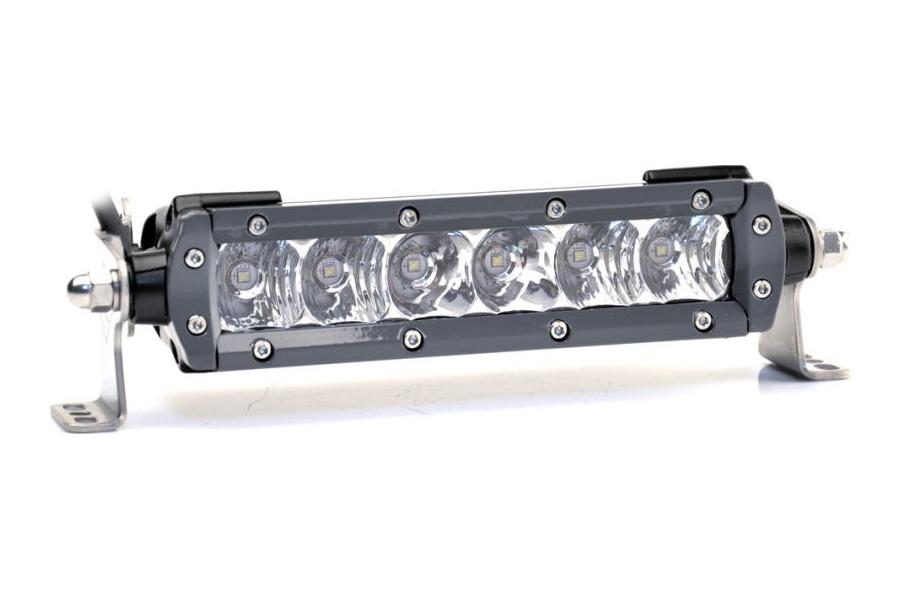 Lightforce 6in Single Row 5W Spt Light Bar (Part Number:LE002)