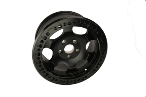 XD Series Wheels XD231 RG Beadlock Race Wheel Matte Black 17X8.5, 5x5  - JT/JL/JK
