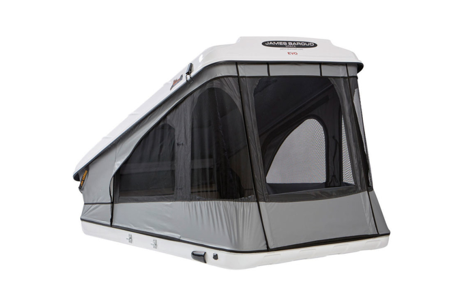 James Baroud Space Rooftop Tent White (Part Number:465285A)