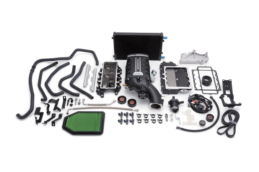Edelbrock E-Force Supercharger Kit 3.6L (Part Number:1528)