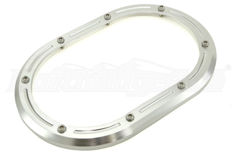 Drake Off Road JP-180008-BL Manual Transmission Shifter Bezel