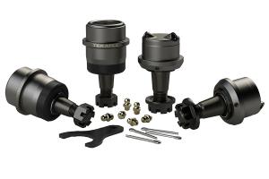 Teraflex HD Dana 30/44 Upper/Lower Ball Joint Kit W/ Knurl - TJ/LJ