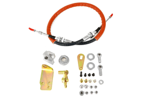Advance Adapters Transfer Case Cable Shift Upgrade Kit ( Part Number: 715596)