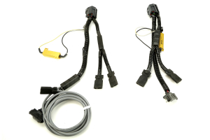 Poison Spyder LED Tail and Reverse Lights w/Harness Kit (Part Number: )