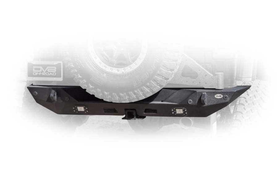 DV8 Rear Bumper w/LED Lights  (Part Number:RBJL-01)