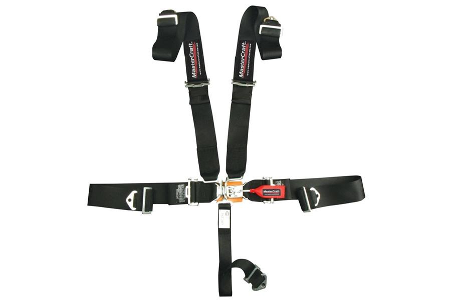 MasterCraft 5-Point SFI 16.1 Safety Seat Belts