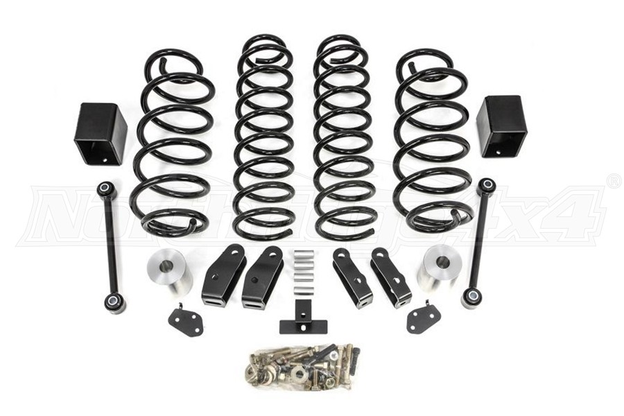 Readylift Suspension 2.5in Coil Spring Lift Kit  - JL Rubicon