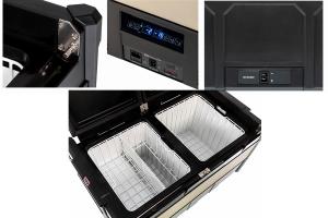 ARB Zero Fridge Freezer - 101QT