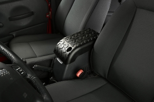 Rugged Ridge All Terrain Center Console Cover (Part Number: )