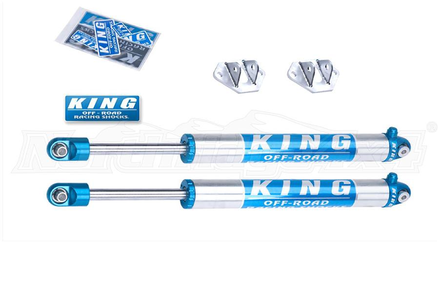 King Shocks 2.0 OEM Performance Series Rear Shocks 3-5in Lift (Part Number:20001-167)