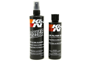 K&N Filter Recharge Air Filter Service Kit ( Part Number: 99-5050)