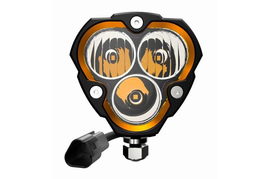 KC HiLites Flex ERA 3 Combo Beam LED Light - Single