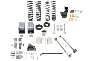 Synergy Manufacturing 3in Suspension System Lift Kit, Stage 1.5 - JK 2DR