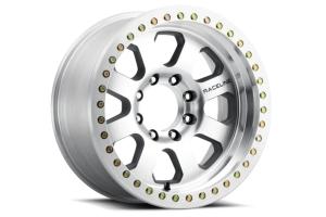 Raceline Wheels RT260M Avenger Series Machined Beadlock Wheel, 17x9 5x5 - JT/JL/JK