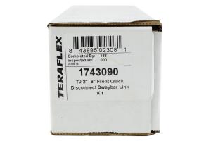Teraflex Quick Disconnect Sway Bar Links 2in - 6in Lift - TJ/LJ