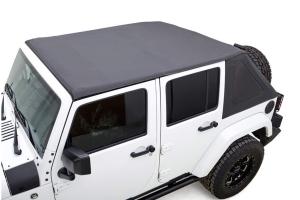 Rugged Ridge Voyager Soft Top, Black Diamond  - JL/JLU