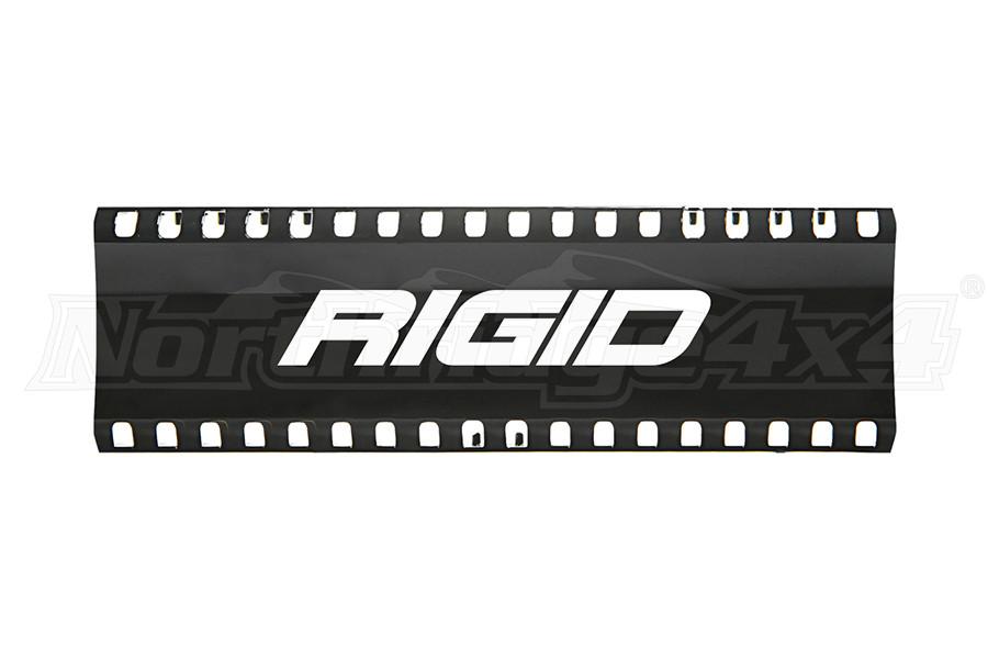 Rigid Industries SR-Series 6in Cover, Black (Part Number:105843)