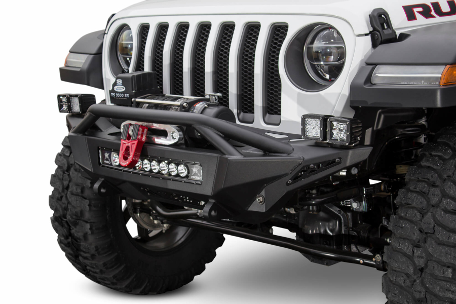 Addictive Desert Designs Stealth Fighter Winch Front Bumper  - JT/JL