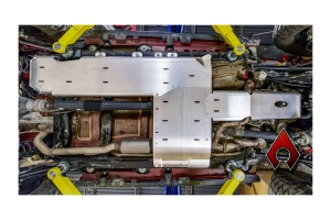 Artec Industries Bellypan Skid Plate, Steel  - JL 4Dr 3.6L