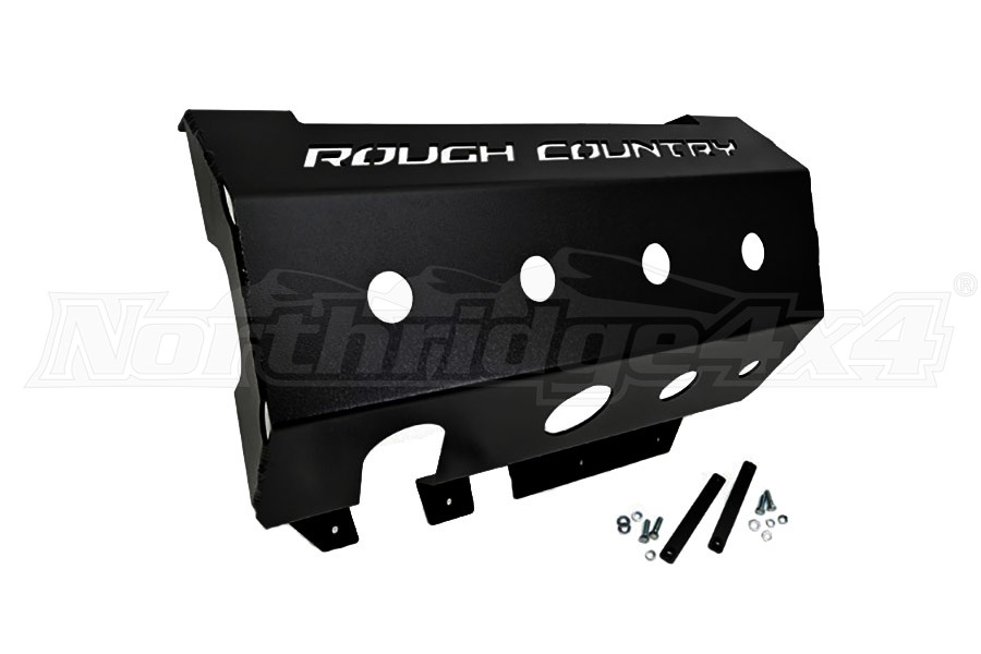 Rough Country Muffler Skid Plate (Part Number:779)
