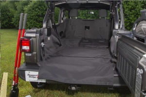 Rugged Ridge C3 Cargo Cover  - JL 4dr