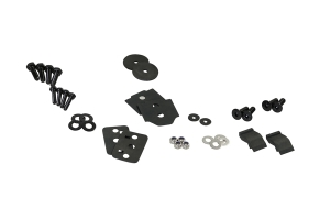 Kentrol Hood Kit - Textured Black  - JK