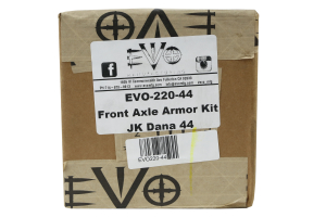 EVO Manufacturing ProTeck Dana 44 Axle Armor Kit Front (Part Number: )