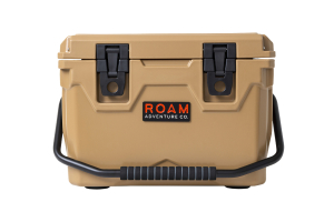 Roam Rugged Cooler - Desert Tan 20QT