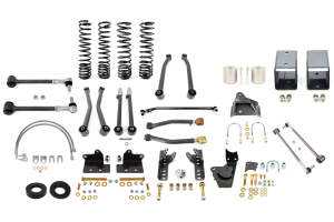 Synergy Manufacturing 3in Suspension System Lift Kit, Stage 2 - JK 4DR