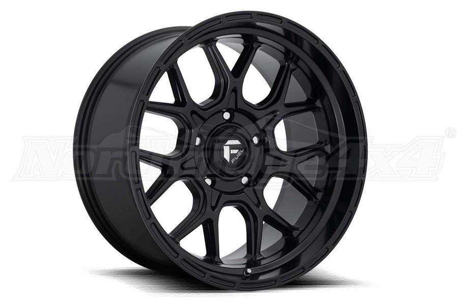 MHT D670 Tech Series Wheel, Matte Black 17x9 5x5  - JT/JL/JK