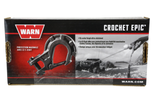 Warn Epic Winch Hook Kit 3/8in
