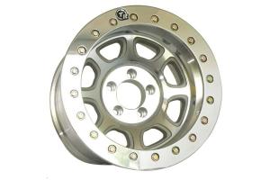 Trail Ready HD Series Aluminum Beadlock Wheel 15x9 5x5  (Part Number: )