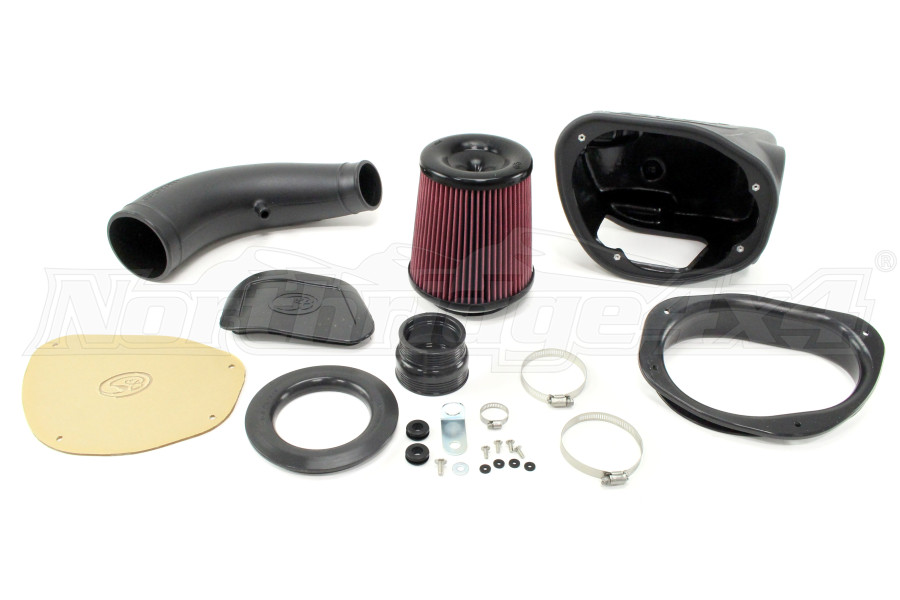 S&B Filters Cold Air Intake Kit  (Part Number:75-5084)