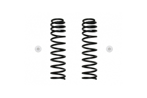 Icon Vehicle Dynamics 2.5in Front Dual Rate Coil Spring Kit - JL