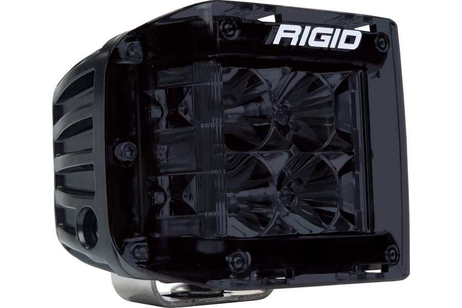 Rigid Industries D-SS Series Cover Smoke (Part Number:32188)