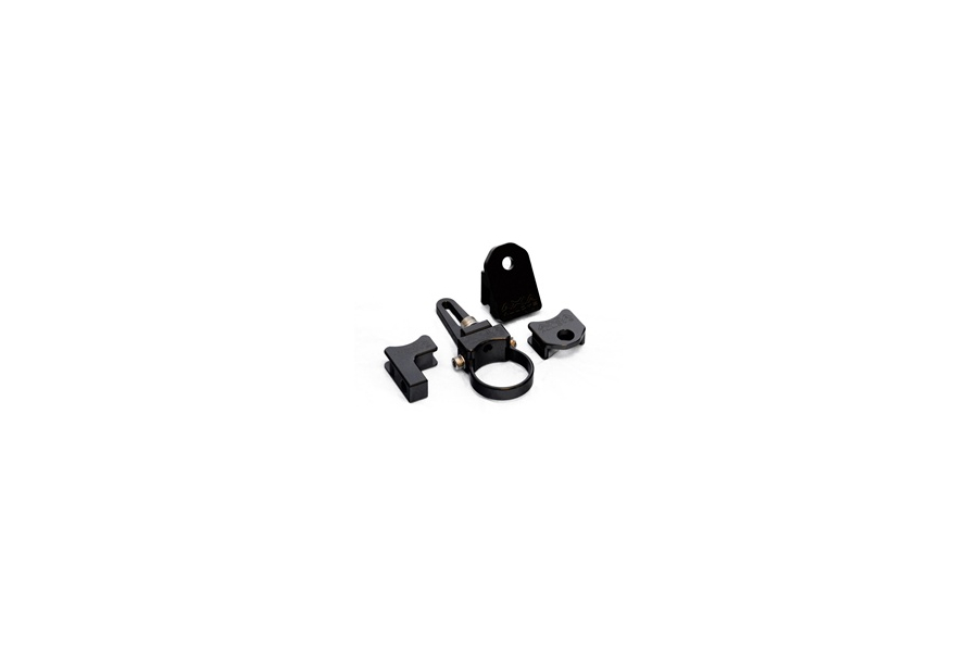 Rigid Industries 1.70in A-Pillar Bar Clamp Kit (Part Number:47030)