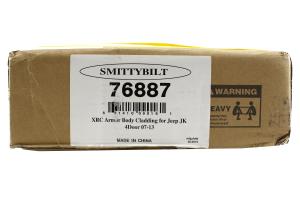 Smittybilt XRC Body Armor Black - JK
