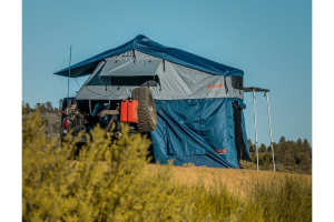 Roam Vagabond XL Rooftop Tent - Annex - Slate Grey/Navy Blue