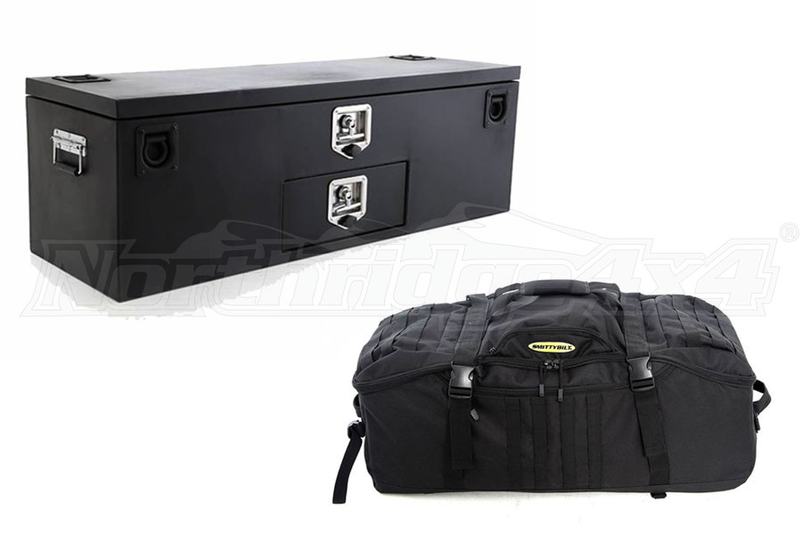 SMITTYBILT ADVENTURE BOX PACKAGE
