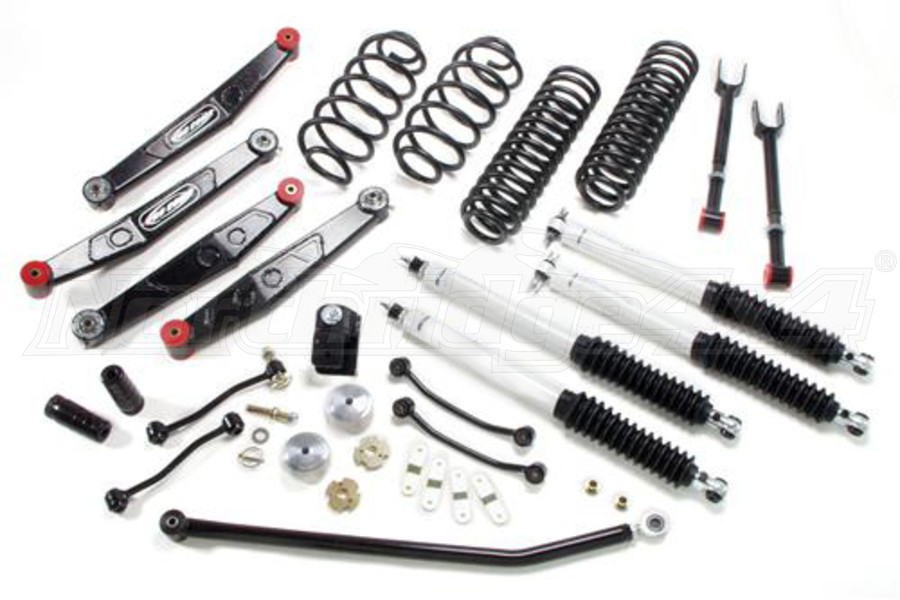 Pro Comp 4in Stage II Lift Kit w/ES9000 Shocks (Part Number:K3090B)