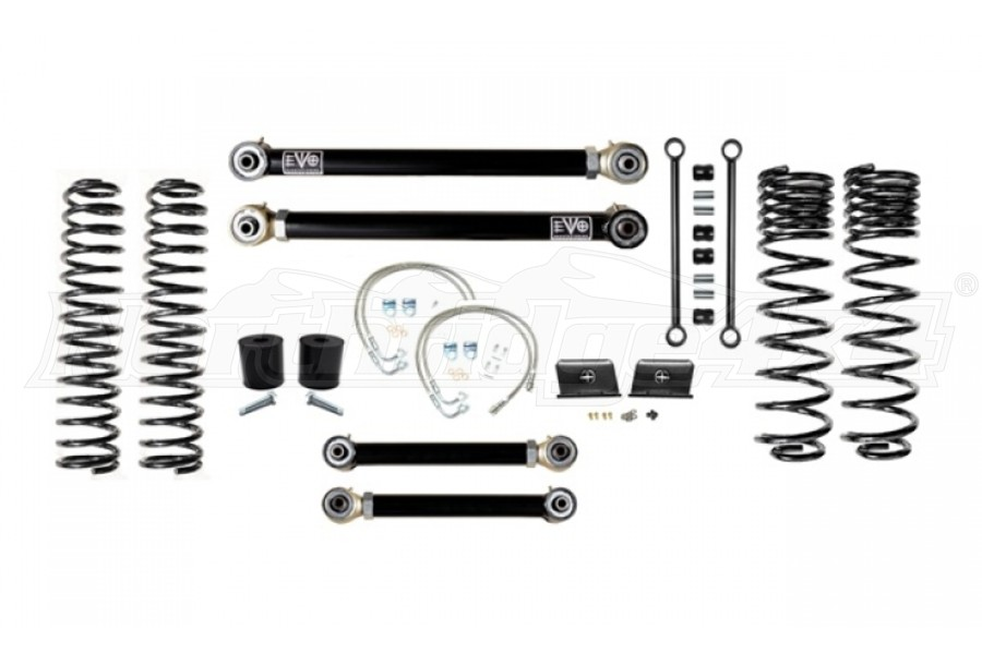 EVO Manufacturing 2.5in Enforcer Lift Kit, Stage 3 (Part Number:3060S3)