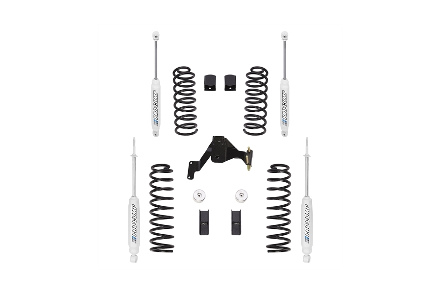 Pro Comp 2.5in Lift Kit with ES9000 Shocks (Part Number:K3099B)