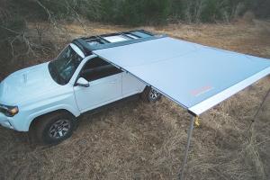 Roam Standard Rooftop Awning, 5ft x 8ft -  Slate