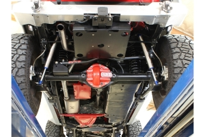 AFE Power Mach Force-Xp 3in Cat-Back Exhaust System - JK 4Dr 2012+ 3.6L