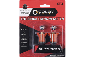 Colby Valve Emergency Valves Orange 2-Pack (Part Number: )